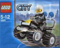 LEGO CITY Polizei Quad 5625