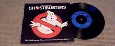 "RAY PARKER Jr. GHOSTBUSTERS THEME 1st UK PS 45 7"" 1984 Bill Murray Dan Aykroyd"