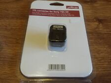Original Metz hot shoe adapter for Sony TSC-50. New!