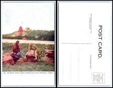 CHINA Postcard - Peking, Across The Lake From Island FZ14
