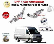 FOR MERCEDES 210 216 213 310 CDI 2009-> DPF DIESEL SOOT PARTICULATE FILTER + CAT