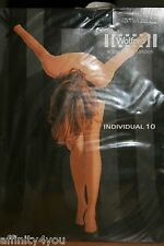 WOLFORD COLLANTS SABLE  INDIVIDUAL 10 Taille L MAT
