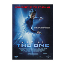 DVD * THE ONE * UNCUT / FSK18 NEU & OVP Jet Li & Jason Statham Ungeschnitten