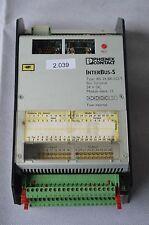 Phoenix contact Interbus-s ibs 24 BK-I/O-T - 2759980 (2.039)