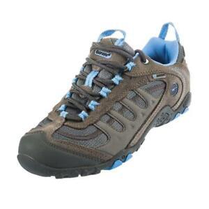 HI-TEC PENRITH LOW WP Ladies Hiking / Walking Shoes Sizes UK 5 + UK 4. New !