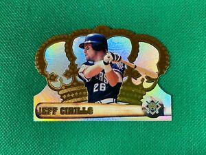1998 Crown Royale #74 Jeff Cirillo Milwaukee Brewers