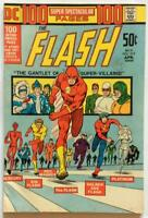 DC 100 page super spectacular #11. The Flash #214. DC 1972. Bronze Age issue.
