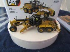 CAT CATERPILLAR 18M3 MOTOR GRADER 85521 1:50 SCALE NEW IN METAL BOX !!