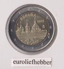 Spanje           2 Euro Commemorative   UNC  2013  Klooster El Escoria
