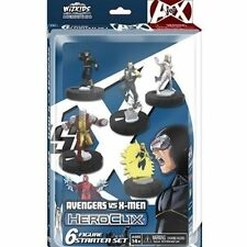 Marvel Heroclix-Vengadores vs X-MEN-X-Men Starter
