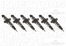 CUMMINS INJECTORS DODGE RAM 2500 3500 04.5-07 5.9 325HP FULL SET FREE SHIPPING