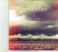 (DP245) Dusso & The Holy Smokes! Make It Rain - 2012 DJ CD