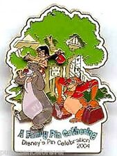 WDW A Family Pin Gathering: Swinging Into Treehouse Pin