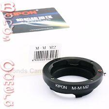 Kipon Macro Adapter M2 for Leica M Lens to Leica M Rangefinder Type 240 Camera