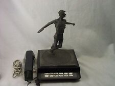 VINTAGE AT&T TELEPHONE OLYMPICS DISCUS  SCULPTURE!
