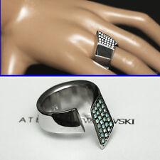 SWAROVSKI Ladies  ATELIER SWAROVSKI  PERIDOT RING  (9)