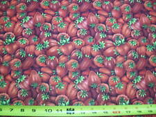 STRAWBERRIES - COTTON - NEW - COTTON - CUTE!!!! LOOK!!!  CLOSE OUT