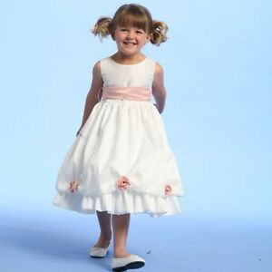 NWT Girls Special Occassion dress size 10 Flower Girl Wedding Easter Pageant