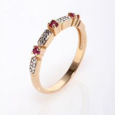 Delicate Ruby  Ring ~ Size 7