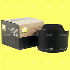 Genuine Nikon HB-40 Lens Hood for AF-S 24-70mm f/2.8G ED
