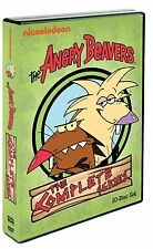 The Angry Beavers Complete Series Season DVD Set Collection Lot TV Show Episodes