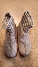 Garnet Hill (Haflinger) Size 32 Children's slipper boots