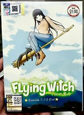 Flying Witch (Chapter 1 - 12 End) ~ All Region ~ Brand New & Factory Seal ~