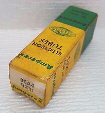 Amperex Mullard Bugle Boy 6CA4 / EZ81 Vacuum Tube : B6A5/O-Getter/NIB/NOS