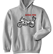 BMW K1100 1995 - GREY HOODIE - ALL SIZES IN STOCK