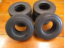 RICHARD FOWLER CAT 797 Tires (ONLY)  trailer load Diorama Dump trucks 1/50 parts
