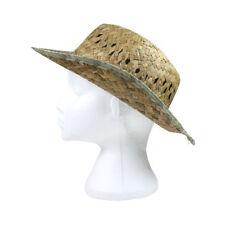 Cappelli da donna marrone in paglia
