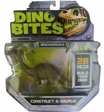 """Dino Bites Brachiosaurus - 28 piece dinosaur (3"""")"""