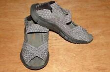 5eb733c531e0 Bernie Mev Mary Jane Women s Woven Shoes Gray size 6.5 EU 37