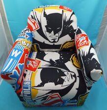 Vintage Batman Chaise Fauteuil RARE Enfants enfant Meubles
