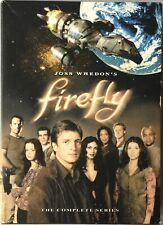 Firefly The Complete Series Dvd 4 Disc Box Set 2009 Joss Whedon Ships Free