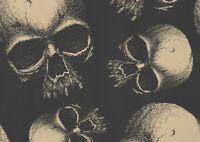 A1| Skull Poster Art Print Size 60 x 90cm Halloween Wall Decor Gift #14211