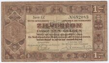 More details for 1938 netherlands 1 gulden note | bank notes | pennies2pounds