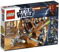LEGO Star Wars 9491 Geonosian Cannon Geonosische Kanone