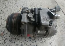 BMW E46 E39 COMPRESSOR 7SBU16C 4472208112 DENSO, k504 adapter