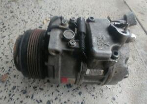 BMW E46 E39 COMPRESSOR 7SBU16C 4472208112 DENSO, k504 adapter