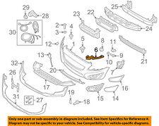 VOLVO OEM 10-13 C30 Front Bumper-Headlight Headlamp Bracket Right 31323157