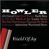Howler - World of Joy (2014)  CD  NEW/SEALED  SPEEDYPOST