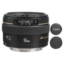 Canon EF 50mm f/1.4 USM Lente Para T6S 80D 70D 6D 5DS R 5D III 7D Mark II IV
