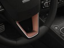 Original SEAT Lenkrad Dekor Dekorblende Mystic magenta Ibiza und Arona MJ 18
