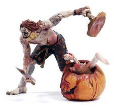Mcfarlane Monsters Series 4 Twisted Fairy Tales Peter Pumpkin Eater figure