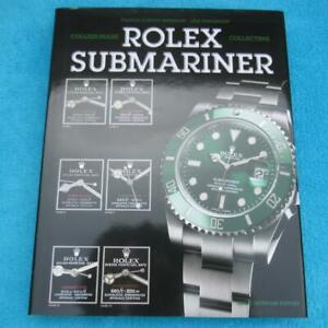 Collecting ROLEX SUBMARINER Buch 2013 Guido Mondani Editore Watches english RAR