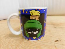 Marvin The Martian Mug 1993 Warner Brothers Looney Tunes Coffee Tea Ceramic