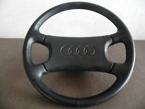 VOLANT CUIR 893419091G AUDI 1987-1993 LEATHER STEERING WHEEL