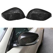 Fit For Infiniti Q50 Q70 Q60 QX30 Side Door Rearview Wing Mirror Cover Trim