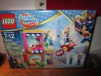 Harley Quinn to the Rescue DC Superhero Girls LEGO Set 217 pcs. NEW #41231